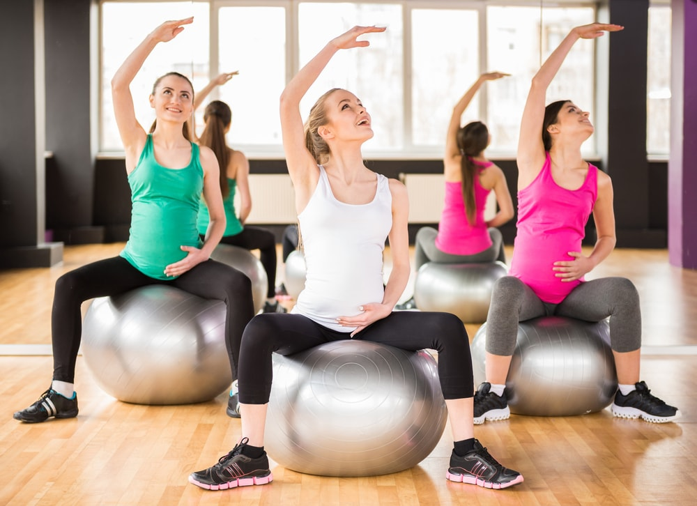 sports adaptés à la grossesse