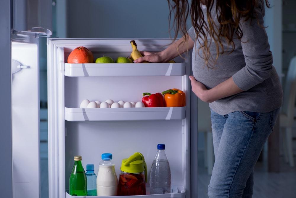 alimentation durant la grossesse