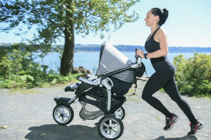 sport après l'accouchement